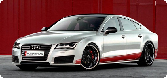 Audi A7 by Pogea Racing