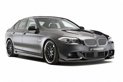 BMW 5-Series M Package by Hamann 10