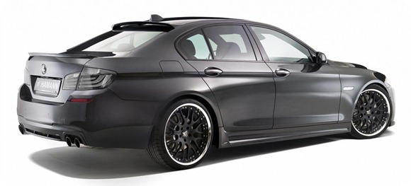 BMW 5-Series M Package by Hamann 11