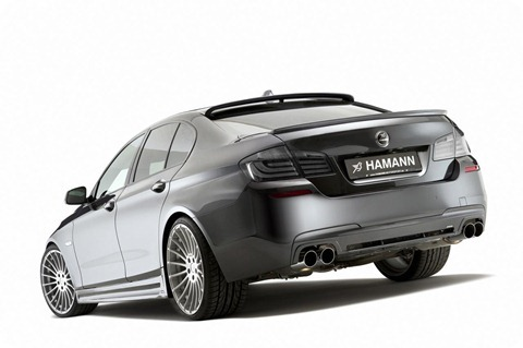 BMW 5-Series M Package by Hamann 12