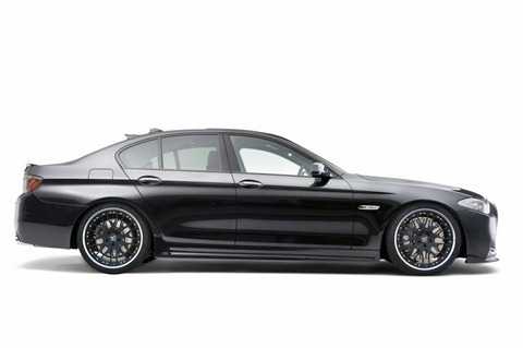 BMW 5-Series M Package by Hamann 15
