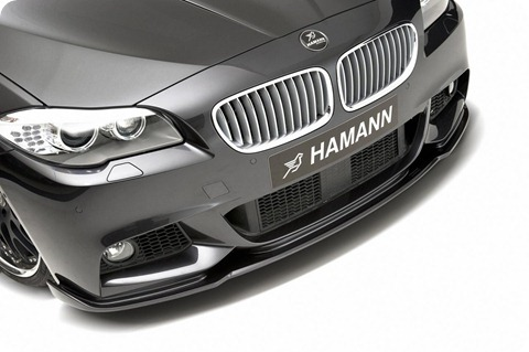BMW 5-Series M Package by Hamann 16