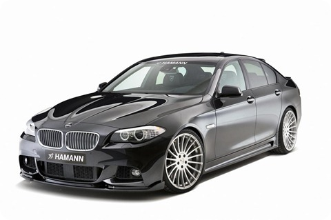 BMW 5-Series M Package by Hamann 7