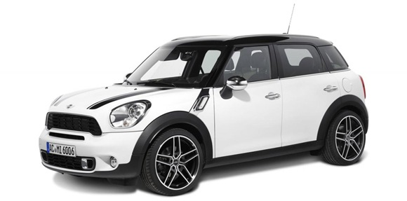 MINI Countryman R60 accessories by AC Schnitzer 1