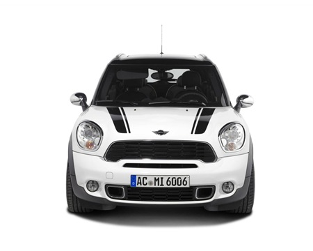 MINI Countryman R60 accessories by AC Schnitzer 2