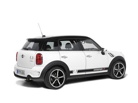 MINI Countryman R60 accessories by AC Schnitzer 4