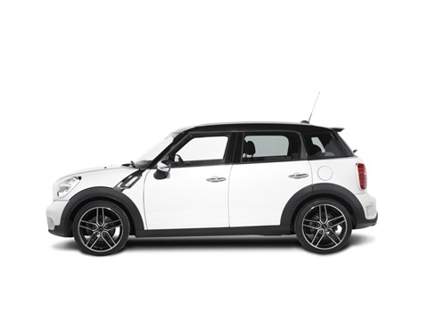 MINI Countryman R60 accessories by AC Schnitzer 5