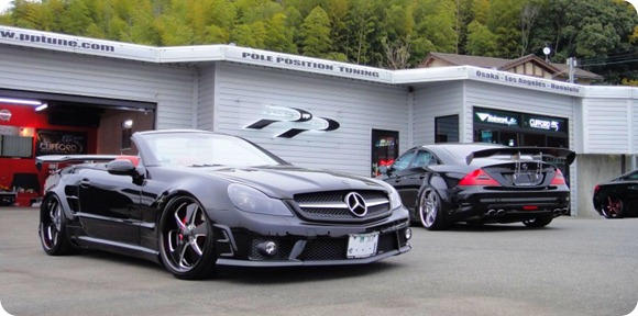 Overkill Mercedes-Benz Pole Position Tuning 02
