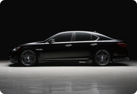 Wald Black Bison Series for 2010 Lexus LS 13