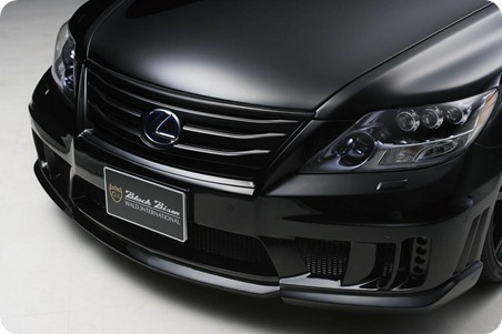 Wald Black Bison Series for 2010 Lexus LS 3