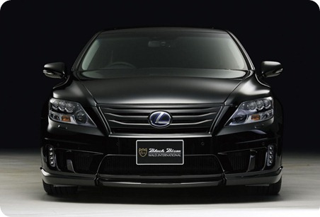 Wald Black Bison Series for 2010 Lexus LS 8