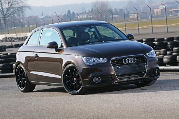Audi A1 by Pogea Racing