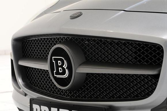 BRABUS 700 Biturbo based on Mercedes SLS AMG 16