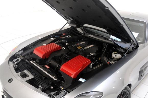 BRABUS 700 Biturbo based on Mercedes SLS AMG 17