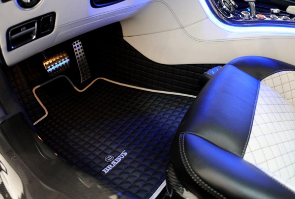 BRABUS 700 Biturbo based on Mercedes SLS AMG 29