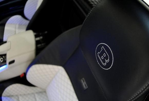 BRABUS 700 Biturbo based on Mercedes SLS AMG 31