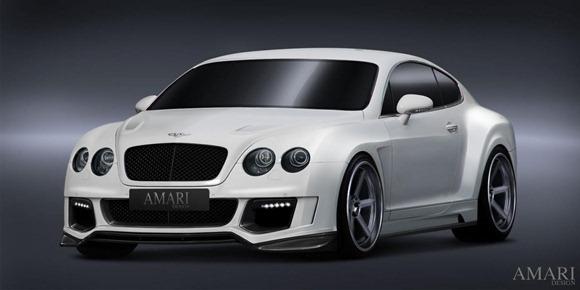 Bentley GT Evolution by Amari Design 1