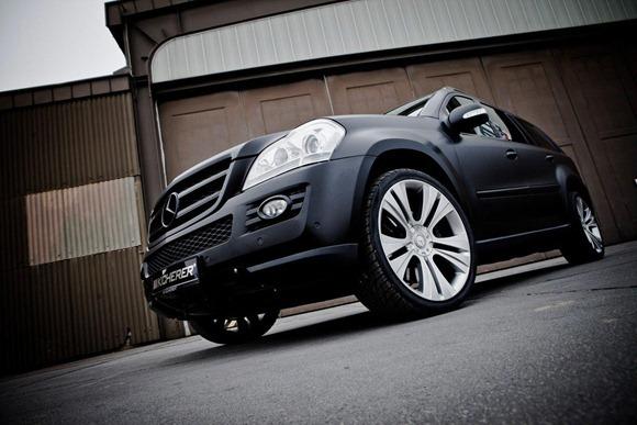 Kicherer GL 42 - Benz GL-Class 1
