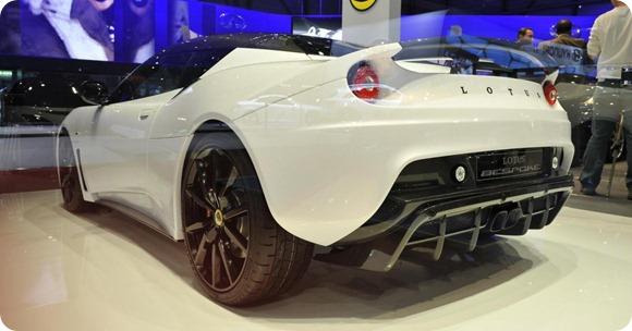 Lotus Evora Mansory Bespoke Concept live in Geneva
