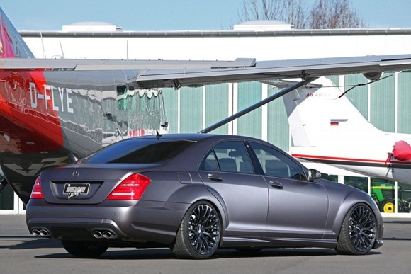 Mercedes-Benz S-Class by Inden Design 7