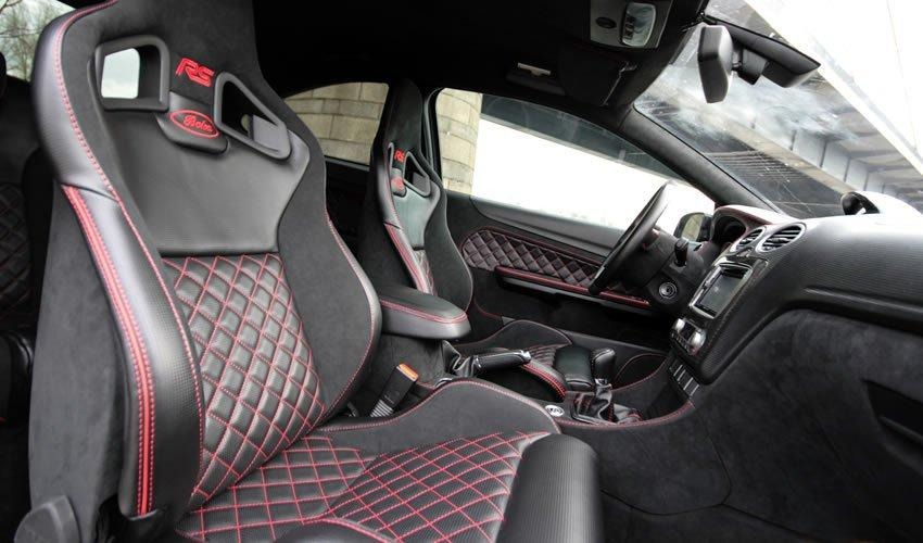 Ford Focus RS Black Racing Edition by Anderson Germany - Авто тюнинг