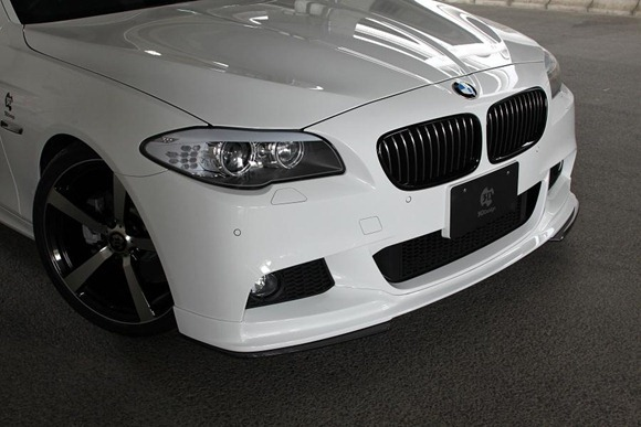 BMW 5 Series M-Sport aero package by 3D Design 9