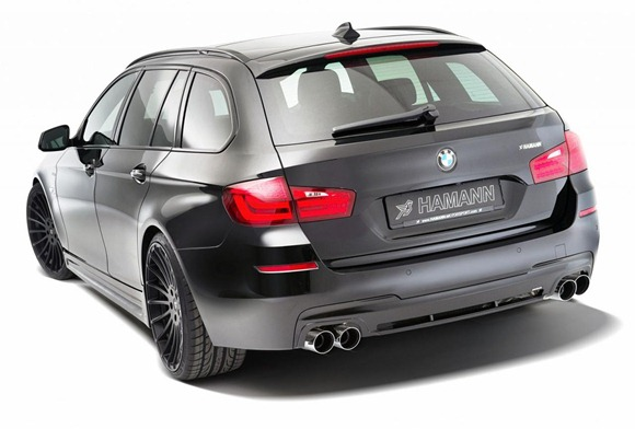 BMW 5-Series Touring by Hamann 1 8