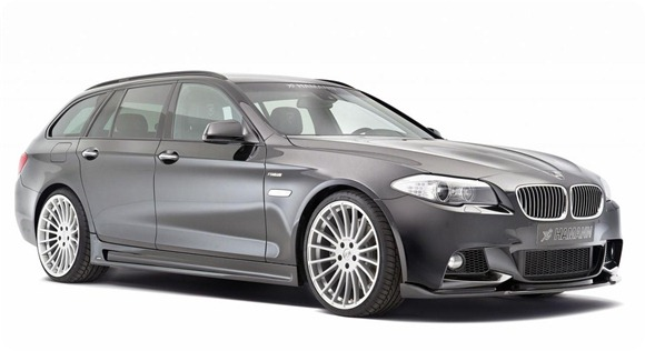 BMW 5-Series Touring by Hamann 3
