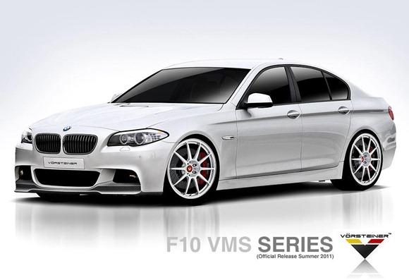 BMW 5-Series by Vorsteiner 1