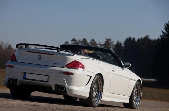 BMW 6-Series Cabriolet by Lumma Design 8