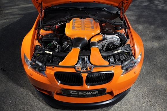 BMW M3 GTS by G-Power 10