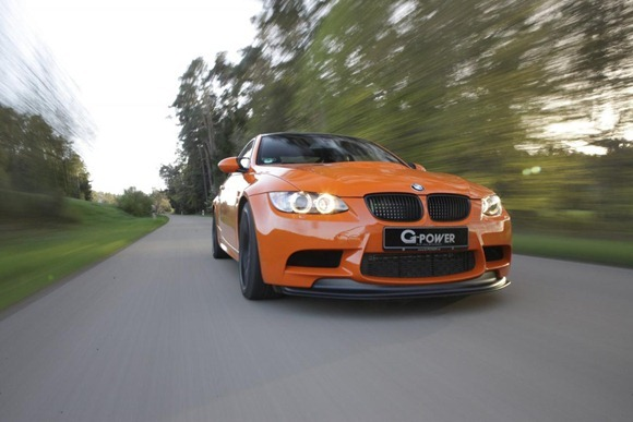 BMW M3 GTS by G-Power 15