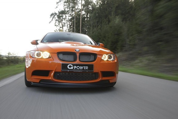 BMW M3 GTS by G-Power 16