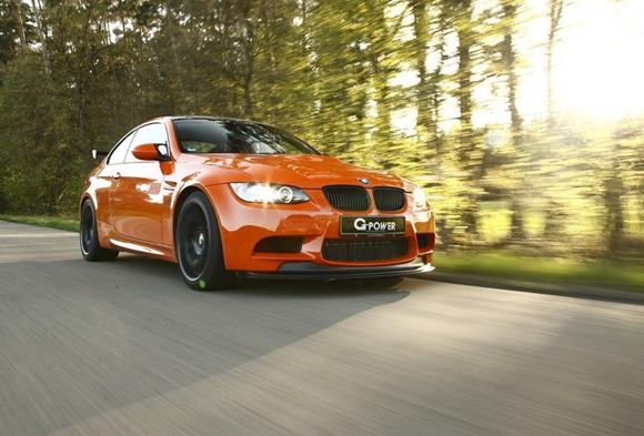 BMW M3 GTS by G-Power 17