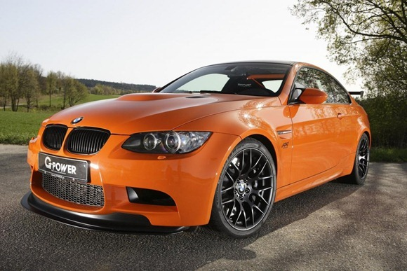 BMW M3 GTS by G-Power 3