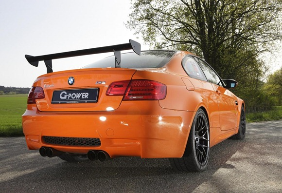 BMW M3 GTS by G-Power 9