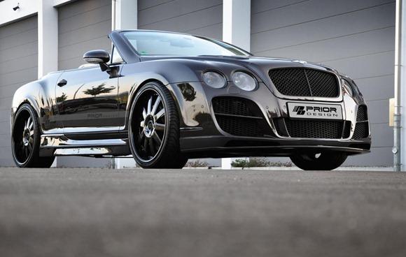Bentley Continental GTC by Prior-Design 10