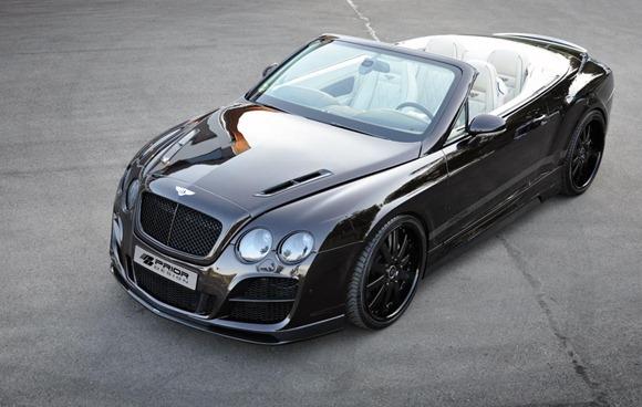 Bentley Continental GTC by Prior-Design 2