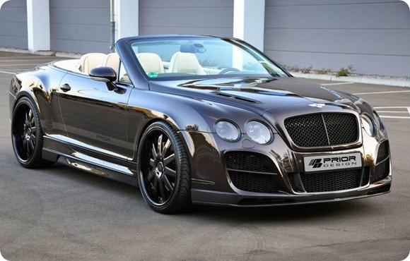 Bentley Continental GTC by Prior-Design 4