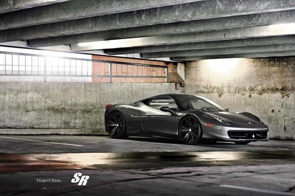 Ferrari 458 Italia Zeus by SR Project