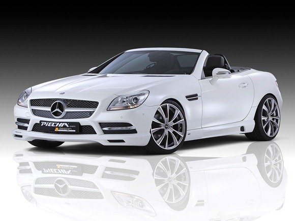 Piecha Accurian RS based on Mercedes SLK R171 1