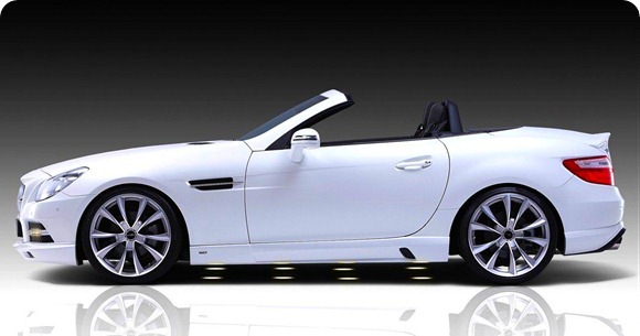 Piecha Accurian RS based on Mercedes SLK R171