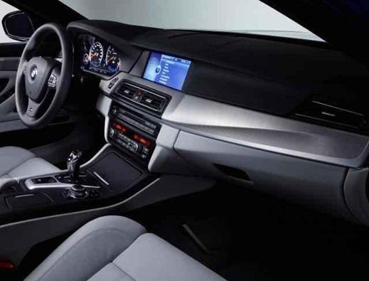 2012 BMW M5 F10 14