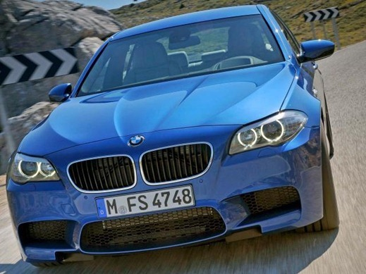 2012 BMW M5 F10 19 - копия