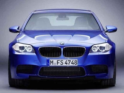 2012 BMW M5 F10 1