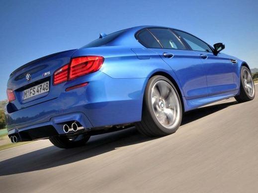2012 BMW M5 F10 21 - копия