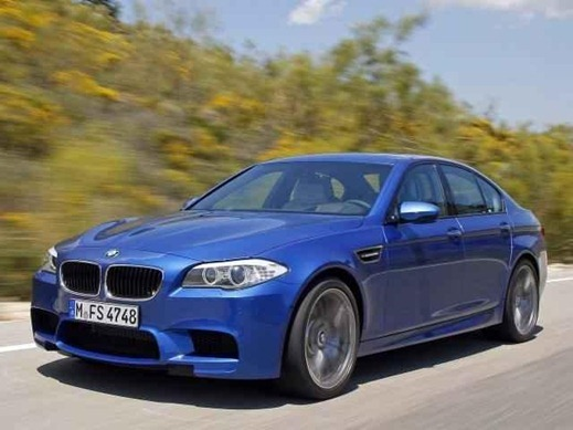 2012 BMW M5 F10 27 - копия