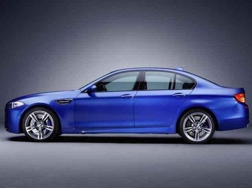 2012 BMW M5 F10 4