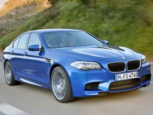 2012 BMW M5 F10 - копия