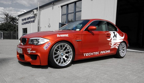 BMW 1-Series M Coupe tuned by TechTec 18
